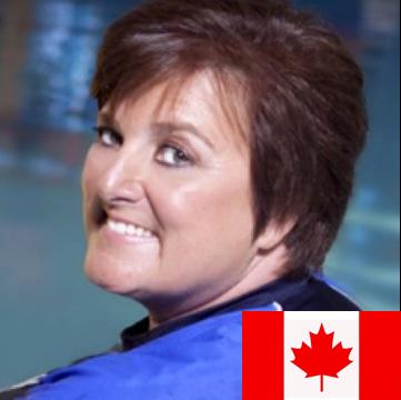 Sharron Crowley – Canadá
